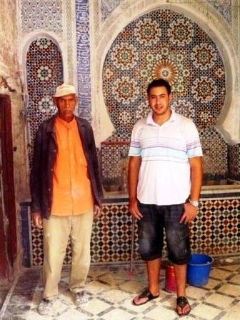 Brahim et Abdeellah le chef de chantier.jpg