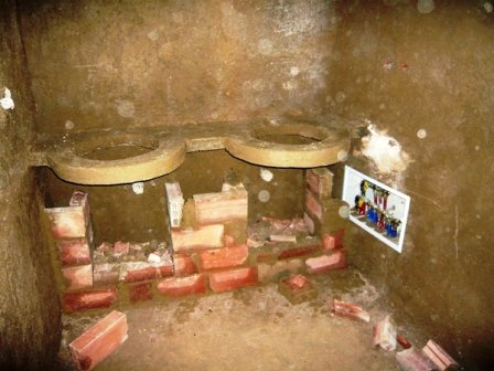 Les salles de bain r novation du riad zitouna f s au maroc - Restaurer une salle de bain ...