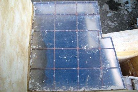 La couverture du puit de lumiere de la cuisine.jpg